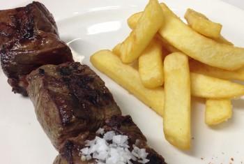 Degustación carnes